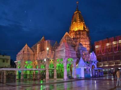 Ambaji Temple Banaskantha