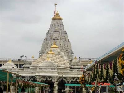 Ambaji Shakti Peetha Temple in Gujarat