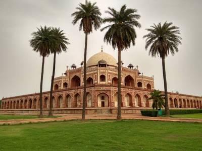 Maqbara-e-Humayun