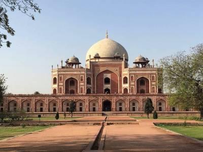 Maqbara-e-Humayun, Delhi