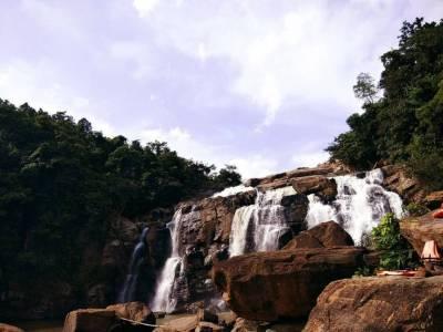 Hundru Falls, Ranchi