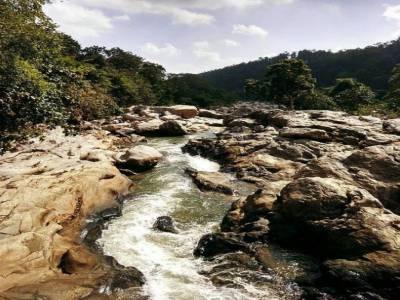 Hundru Waterfall Ranchi