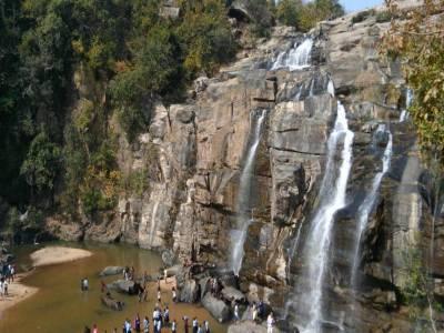 Hundru Falls Jharkhand