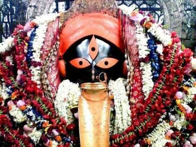 Kalighat Kali Temple West Bengal