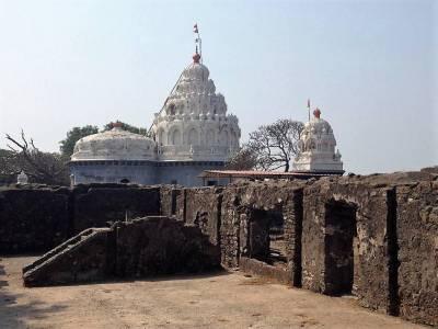 Alibag Fort Maharashtra