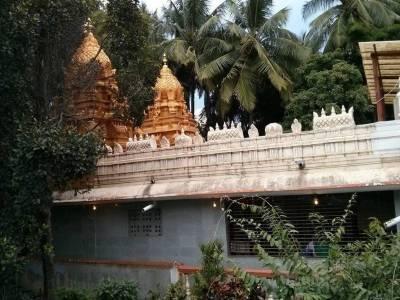 Ragigudda Prasanna Anjaneya Temple in Banglore (Bengaluru)