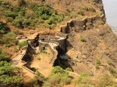 Raigad Fort, Raigad District