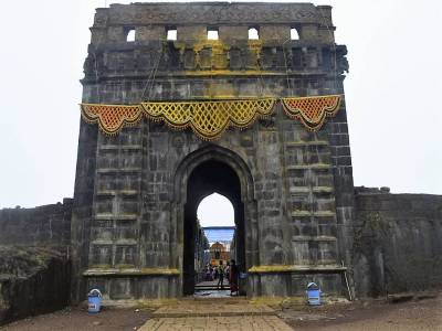 Raigad Fort in Maharashtra