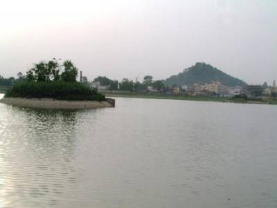 Ranchi Lake in Jharkhand