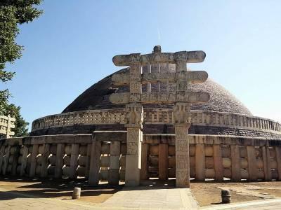 Sanchi Stupa Raisen