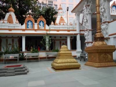 Surya narayana swamy temple Domlur