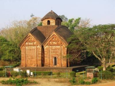 Terracotta Temples of Bishnupur Bankura
