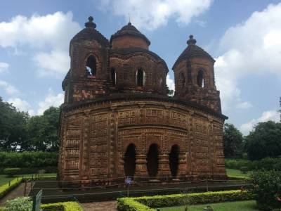 Temples of Bishnupur Bankura