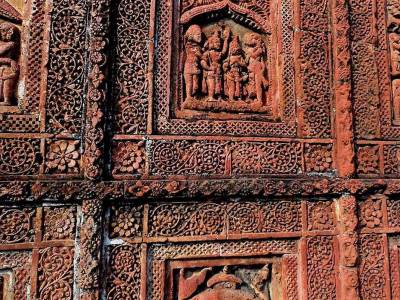 Terracotta Temples in Bishnupur