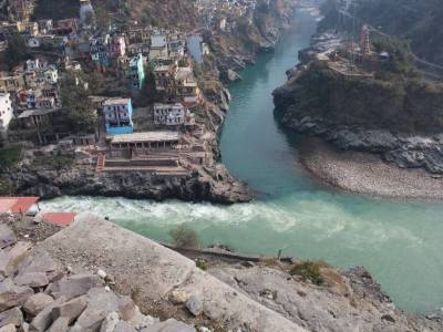 Devprayag Uttarakhand