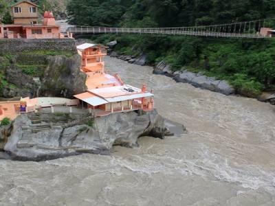 Vishnuprayag in Chamoli, Uttarakhand