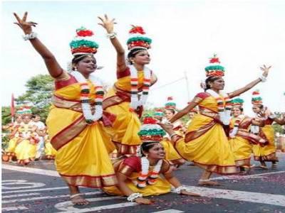 Atta Karagam Tamil Nadu