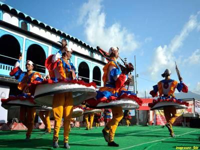 Chholiya Folk Dance
