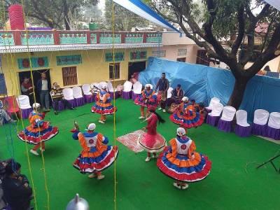 Chholiya Dance