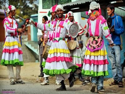 Chholiya Traditional Dance Form