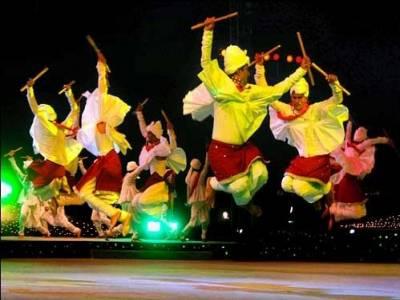 Dandiya Folk Dance