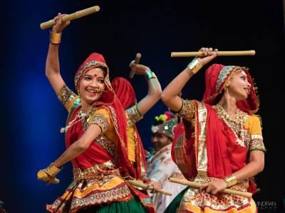 Dandiya Raas Dance