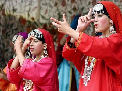 Dumhal Dance in Jammu and Kashmir