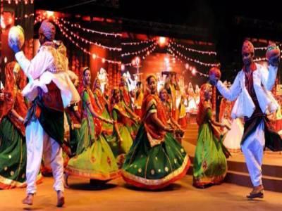 Garba Traditional Dance