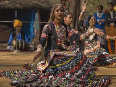 Kalbelia Folk Dance