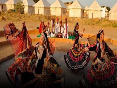 Kalbelia Traditional Dance