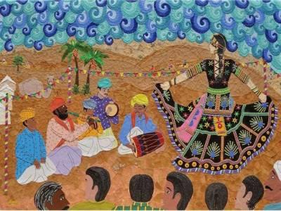 Kalbeliya Traditional Dance