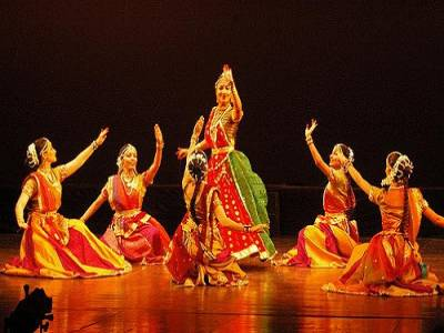 Raas Leela Traditional Dance