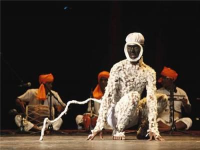 Saang or Swang Folk Dance in Haryana
