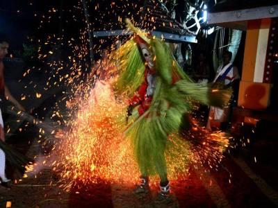 Theyyam Kerala