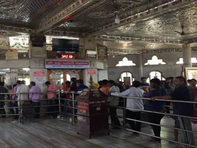 Bhadra Maruti Temple in Khuldabad