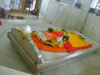 Bhadra Maruti Temple in Aurangabad