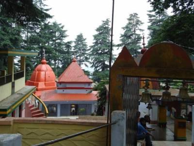 Haat Kalika Temple Gangolihat