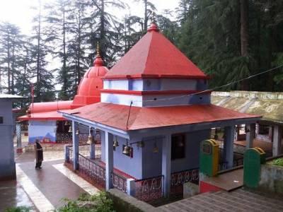 Haat Kalika Temple in Gangolihat of Pithoragarh