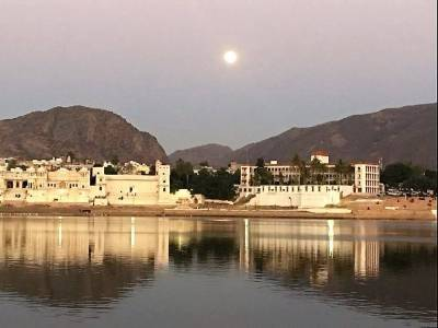 Pushkar Lake, Pushkar in Rajasthan