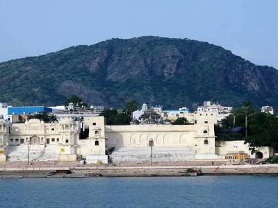 Pushkar Sarovar