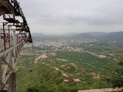 Savitri or Saraswati Temple Pushkar