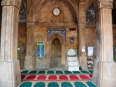 Siddi Saiyyed ni Jali