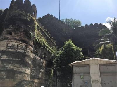 Uparkot Fort Junagarh