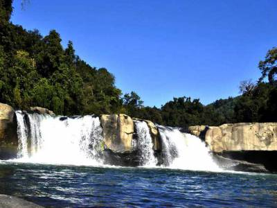 Barak Waterfall