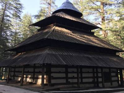 Hidimba Devi Temple in Manali