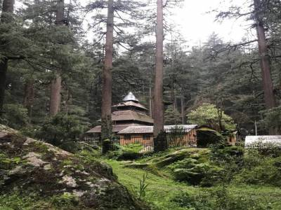 Hidimba Devi Temple in Manali of Kullu