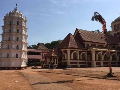Shri Shantadurga Temple in Goa