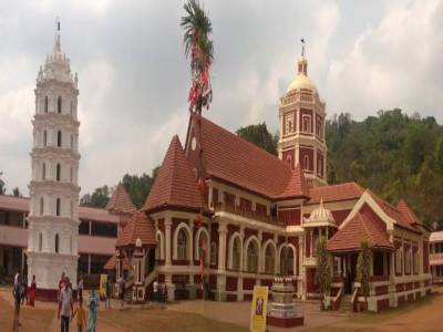 Shri Shanta Durga Temple in Goa