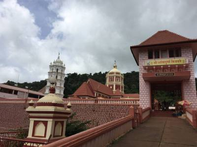 Shri Shantadurga Temple in North Goa