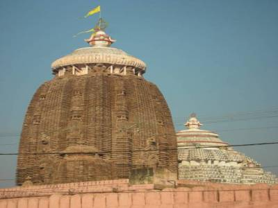 Vimala Temple in Puri